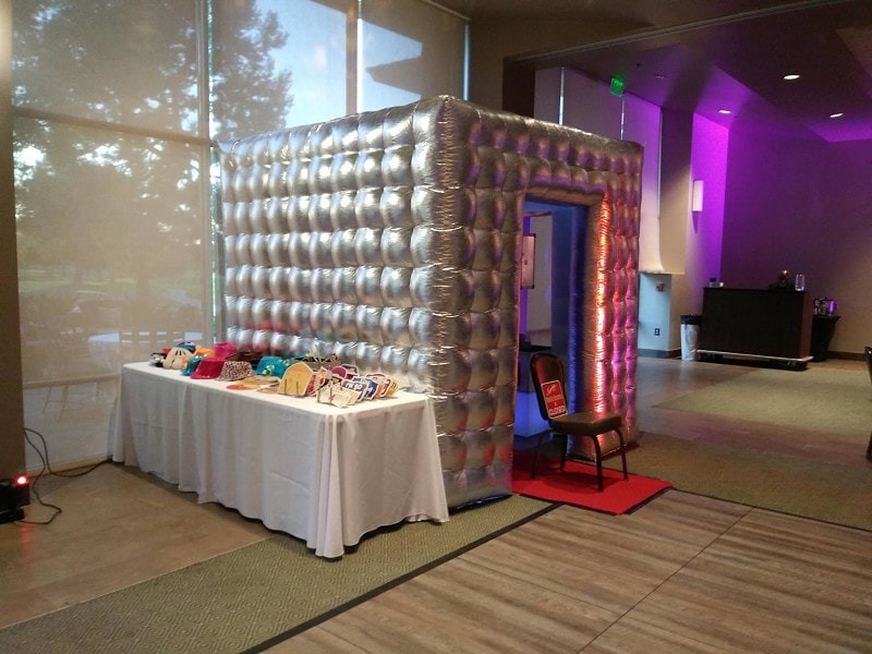 Lucky Frog Photo Booth Rentals in Orange County​, CA