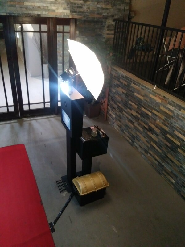top GLAM Filter photo booth rentals
