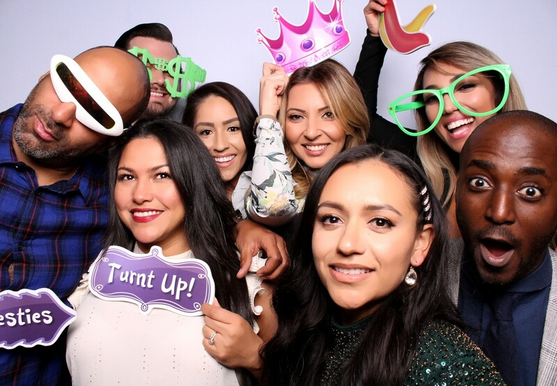 OC Hollywood GLAM Filter photo booth rentals