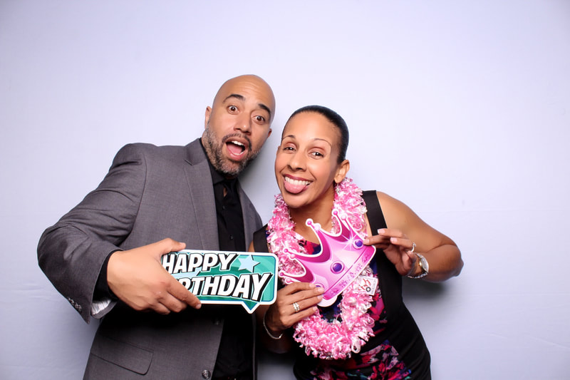 OC GLAM Filter photo booth rentals